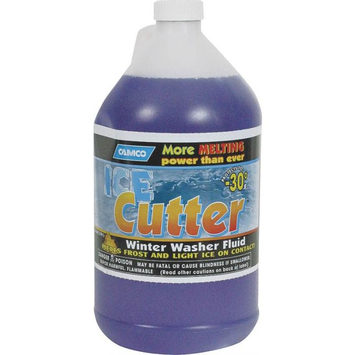 Aubuchon Hardware Store Camco Ice Cutter 30527 Windshield Washer Fluid Clear Purple 1 Gal Bottle Windshield Washer Fluid Fluids Additives Lubricants Fluids Filters Automotive